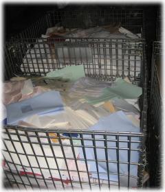 オフィス古紙回収